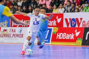 Futsal HDBank VĐQG 2020: Thái Sơn Nam vô địch sớm 3 vòng