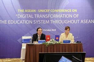 Thúc đẩy kỹ năng chuyển đổi số trong hệ thống giáo dục ASEAN