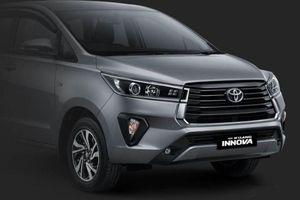 Toyota Innova 2021 tại Ấn Độ rẻ hơn Việt Nam 200 triệu đồng