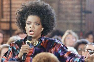 Oprah Winfrey - sao nữ giàu nhất nước Mỹ