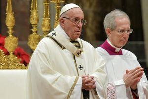 Phát hiện ca mắc Covid-19 trong khu nhà của giáo hoàng