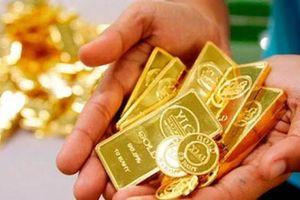 Giá vàng hôm nay 17/10: Vàng nội tăng 150.000 đồng