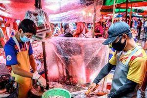 Nhiều nước chỉ trích Trung Quốc kiểm soát hàng thủy sản đông lạnh