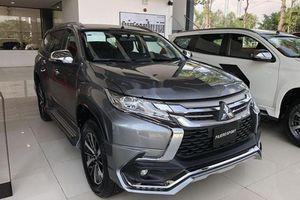 Mitsubishi Pajero Sport cũ 'xả hàng', giảm tới 250 triệu đồng