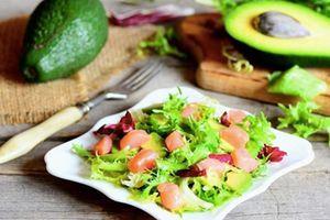 Ưu ái món salad này, chị em chắc chắn giảm cân, da mướt đón 20/10