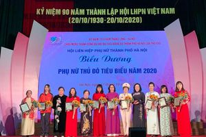 Cô giáo tiểu học được vinh danh phụ nữ Thủ đô tiêu biểu xuất sắc năm 2020