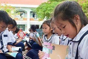 Phát triển phong trào đọc sách trong thiếu nhi