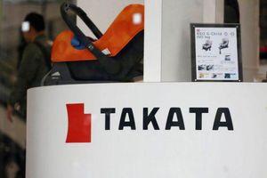 Takata tiếp tục 'dính tràm' với lỗi dây đai an toàn