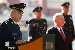 Cựu Bộ trưởng Quốc phòng Mexico bị bắt ở Mỹ vì cáo buộc buôn ma túy