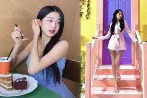 Nữ idol sở hữu 'đôi chân dài nhất K-pop' có phải Lisa (Black Pink)?