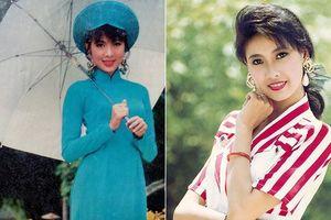 Nhan sắc gần 30 năm trước của Minh Anh - bạn gái cũ cố tài tử Lê Công Tuấn Anh