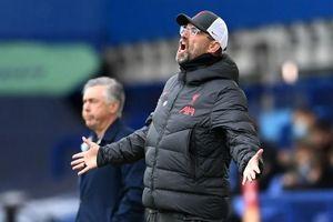 HLV Klopp bất bình vì Liverpool mất bàn thắng phút cuối