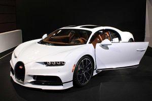 10 bí mật về logo siêu xe Bugatti có thể bạn chưa biết