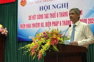 Cục thuế TP. Hồ Chí Minh tìm giải pháp đảm bảo thu đạt dự toán thu ngân sách 2020