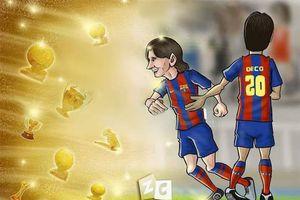 Ảnh kể: Tròn 16 năm Messi viết sử tại La Liga