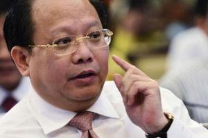 Ông Tất Thành Cang không có tên trong BCH Đảng bộ TP.HCM khóa mới