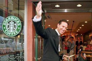 Starbucks Howard Schultz: Từ gã nhặt rác đến ông chủ thương hiệu cà phê toàn thế giới