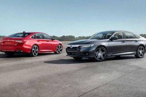 Honda Accord được nâng cấp tại Mỹ, giá bán từ 577 triệu đồng