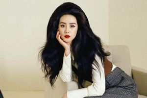 Dù xinh đẹp và khí chất nhưng Lưu Thi Thi vẫn bị dìm vì kiểu tóc