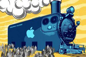 'Thành phố iPhone' ở Trung Quốc hết tốc lực sản xuất iPhone 12 cho Apple