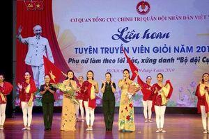 Giải thưởng Phụ nữ Việt Nam 2020 'gọi tên' những chiến sĩ trên mặt trận nghệ thuật