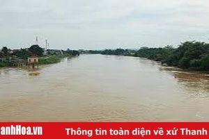 Cảnh báo lũ trên sông Bưởi và nguy cơ cao sạt lở đất ở miền núi Thanh Hóa