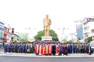 Trường Đại học An Giang trao bằng tốt nghiệp cho 48 tân thạc sĩ và 1.602 sinh viên