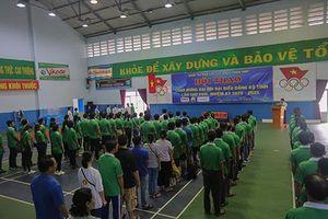 Hơn 100 vận động viên tranh tài hội thao Khối các cơ quan tổng hợp tỉnh