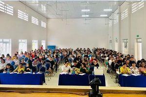 Phòng Giáo dục và Đào tạo TP. Nha Trang triển khai nhiệm vụ giáo dục mầm non năm học 2020-2021