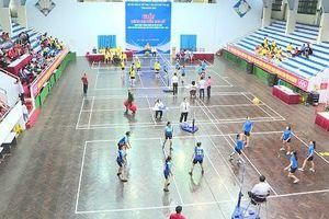 Giải bóng chuyền hơi nữ tỉnh Quảng Ninh năm 2020