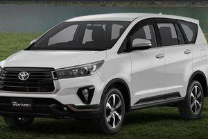 Toyota Innova facelift vừa ra mắt Việt Nam đã cập bến Indonesia