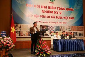 Hiệp hội Gốm sứ xây dựng Việt Nam tổ chức thành công Đại hội Đại biểu lần thứ V