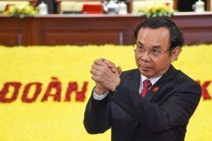 Ông Nguyễn Văn Nên trở thành tân Bí thư Thành ủy TP HCM