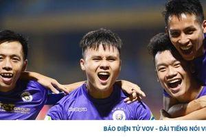 Lịch thi đấu vòng 3 giai đoạn II V-League 2020: Cơ hội 'vàng' của Hà Nội FC