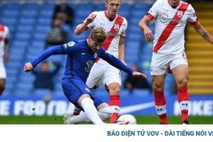 'Bom tấn' ghi bàn, Chelsea vẫn hòa thất vọng 3-3 trước Southampton