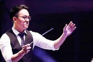 Nhạc trưởng Trần Nhật Minh: Âm nhạc nâng đỡ con người...