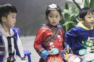 Vén màn đời sống thật của sao nhí Trung Quốc