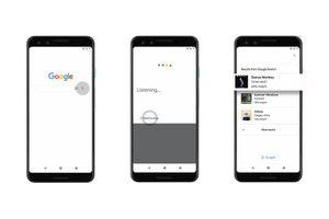 Chỉ cần ngân nga, 'chị Google' xử lí nháy mắt tên bài hát qua tính năng 'Hum to Search'