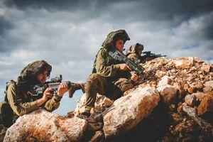 Siêu súng trường TAR-21 mà đặc nhiệm Israel vừa dùng tấn công tiền đồn Syria