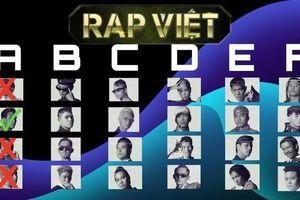 Rap Việt lộ kết quả 8 thí sinh vào chung kết?