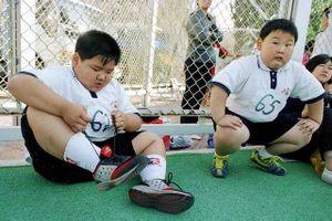 Học sinh Trung Quốc sẽ thi chuyển cấp thêm môn Thể dục