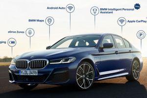 750.000 xe BMW được nâng cấp phần mềm qua mạng