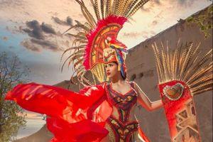 Trang phục truyền thống ấn tượng tại Miss Mexico 2020