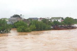 Quảng Trị: Hàng chục nghìn ngôi nhà bị nhấn chìm trong nước
