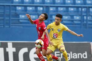 VCK U15 Quốc gia 2020: SLNA có chiến thắng tưng bừng trước TP Hồ Chí Minh