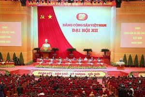 Dấu ấn ở Đại hội XII và kết quả công tác xây dựng, chỉnh đốn Đảng
