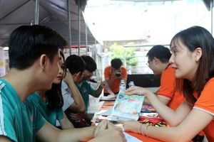 Ngày hội hướng nghiệp, dạy nghề tương lai