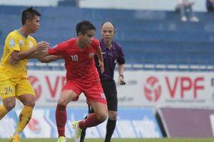 Sanna Khánh Hòa BVN thắng trên sân khách, bám sát ngôi đầu Giải Hạng nhất