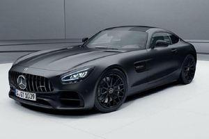 Mercedes-AMG GT 2021 tăng 54 mã lực với bản Stealth Edition