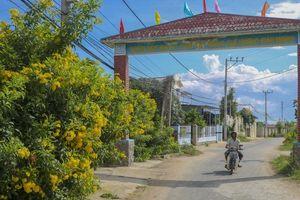 Ninh Thuận có huyện đầu tiên đạt chuẩn nông thôn mới